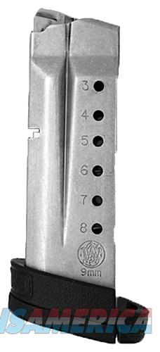 S&W Shield Magazine 9mm 8rd Factory New Mag  Non-Guns > Magazines & Clips > Pistol Magazines > Smith & Wesson