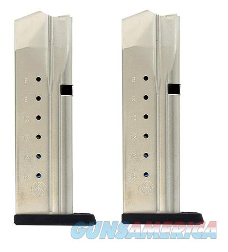 2 S&W SD9 SD9VE Sigma Magazines 16rd 9mm OEM MAG  Non-Guns > Magazines & Clips > Pistol Magazines > Smith & Wesson