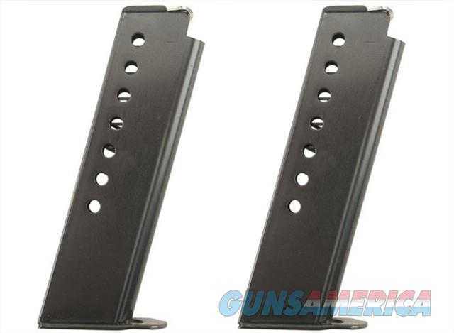 2 Walther P38 Magazines 8rd 9mm Blue Steel PRO MAG  Non-Guns > Magazines & Clips > Pistol Magazines > Other