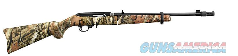 Ruger 10/22 Takedown Rifle Camo Stock Threaded 22  Guns > Rifles > Ruger Rifles > 10-22
