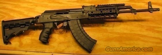 Custom AK47 Rifle Tactical AK-47 With T6 Stock NEW  Guns > Rifles > AK-47 Rifles (and copies) > Folding Stock