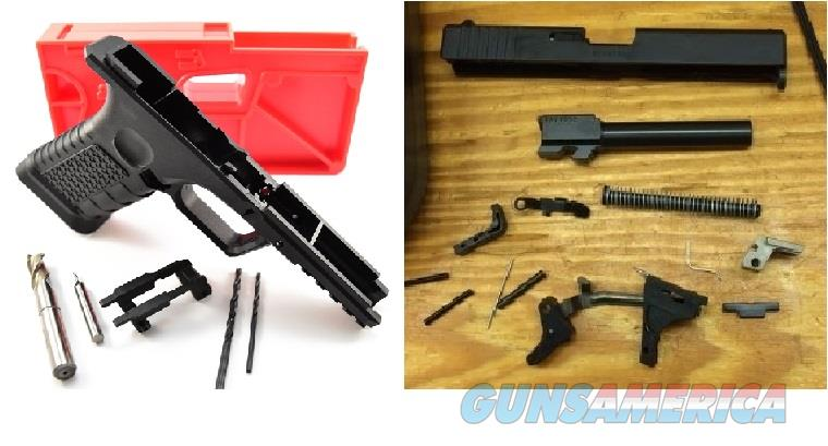 Glock 22 Slide, Lower Kit & POLY 80 Receiver NEW  Non-Guns > Barrels
