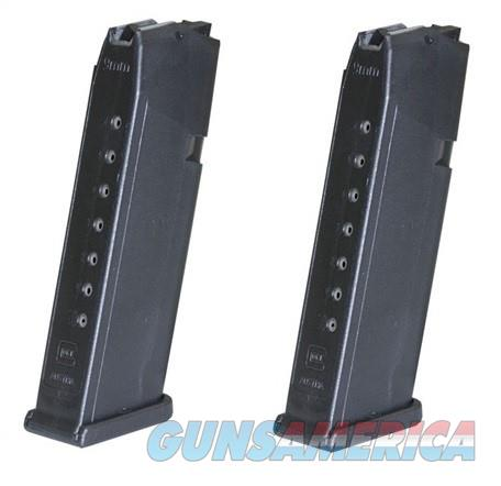 2 Glock 17 Magazines 10rd 9mm NEW OEM G17 Mag MAGS  Non-Guns > Magazines & Clips > Pistol Magazines > Glock