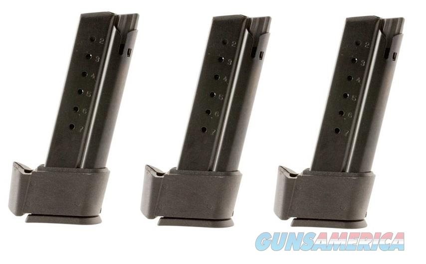 3 Springfield XDS-9 Magazines 9mm 9rd PRO MAG XDS9  Non-Guns > Magazines & Clips > Pistol Magazines > Other