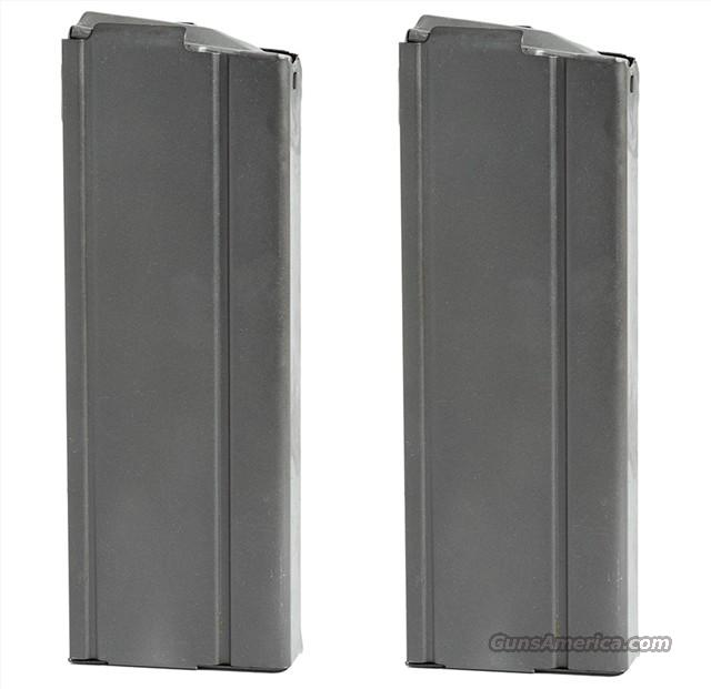 2 Springfield M14 Magazines 308 30rd Steel M1A MAG   Non-Guns > Magazines & Clips > Rifle Magazines > M-14/M1A
