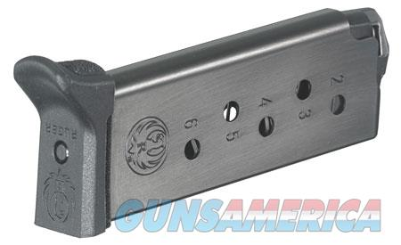 Ruger LCP 2 Magazine Original LCPII Mag 6rd 380  Non-Guns > Magazines & Clips > Pistol Magazines > Other