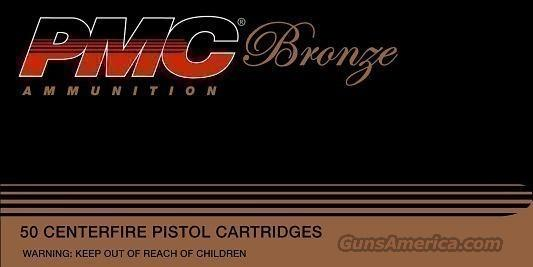 PMC 38spl AMMO 1000rd Case Brass FMJ Ammunition  Non-Guns > Ammunition