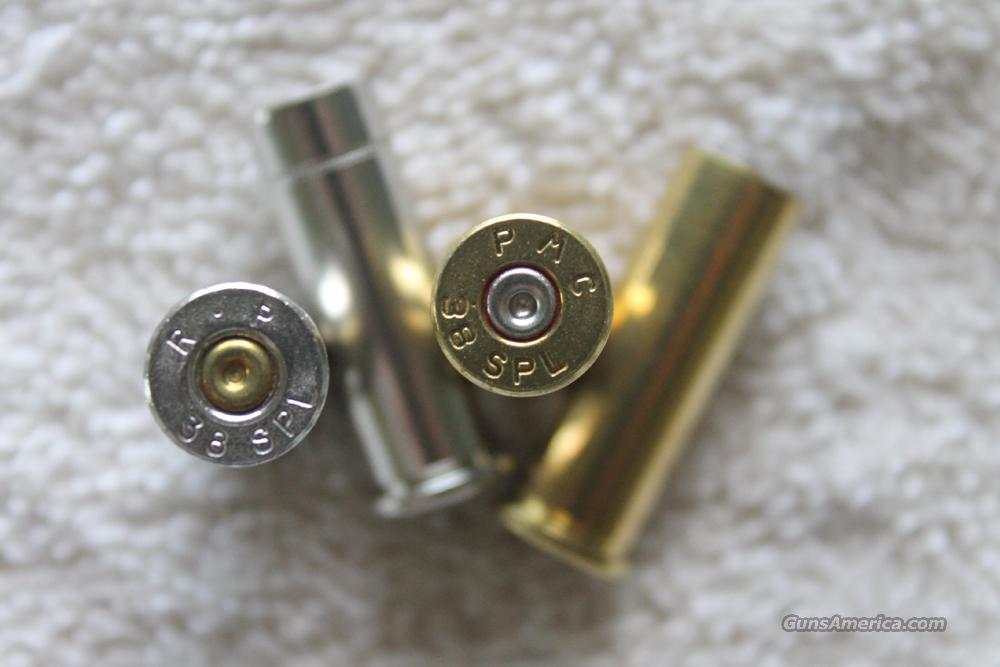 Mixed .38 Special Brass  Non-Guns > Reloading > Components > Brass
