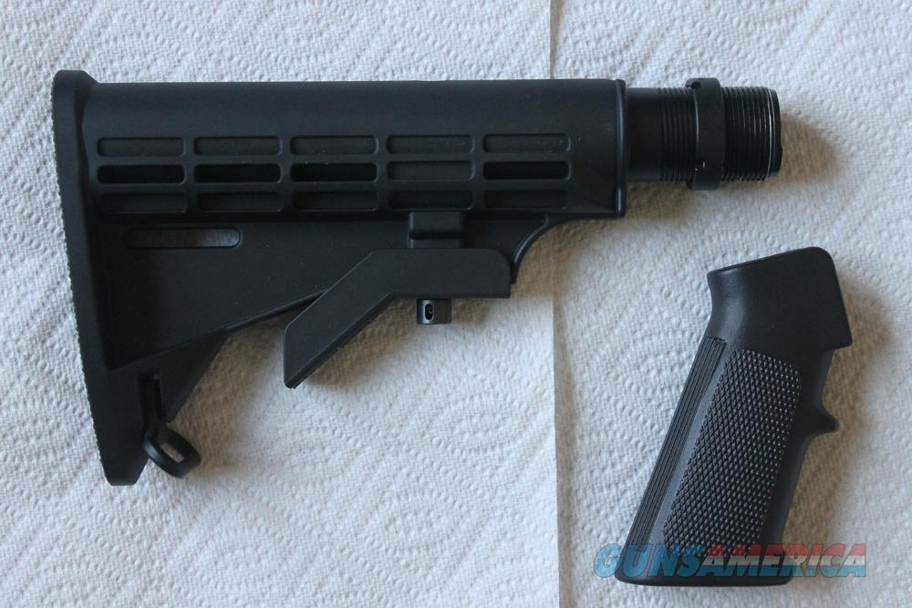 AR-15 6 Position Collapsible Stock  Non-Guns > Gunstocks, Grips & Wood