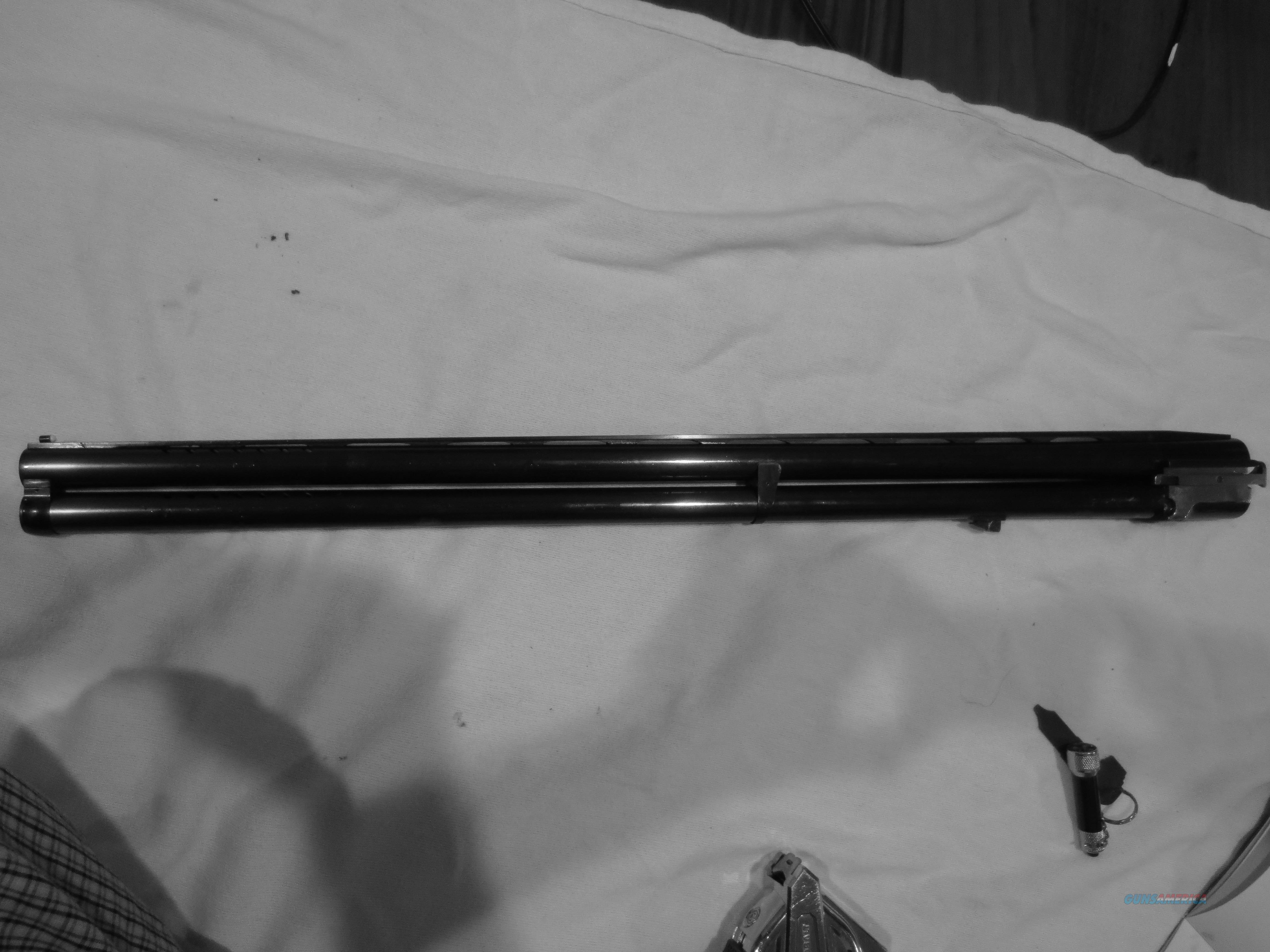 Ported 12g Krieghoff  O/U Barrel. 28 inches long choked S & S  Non-Guns > Barrels