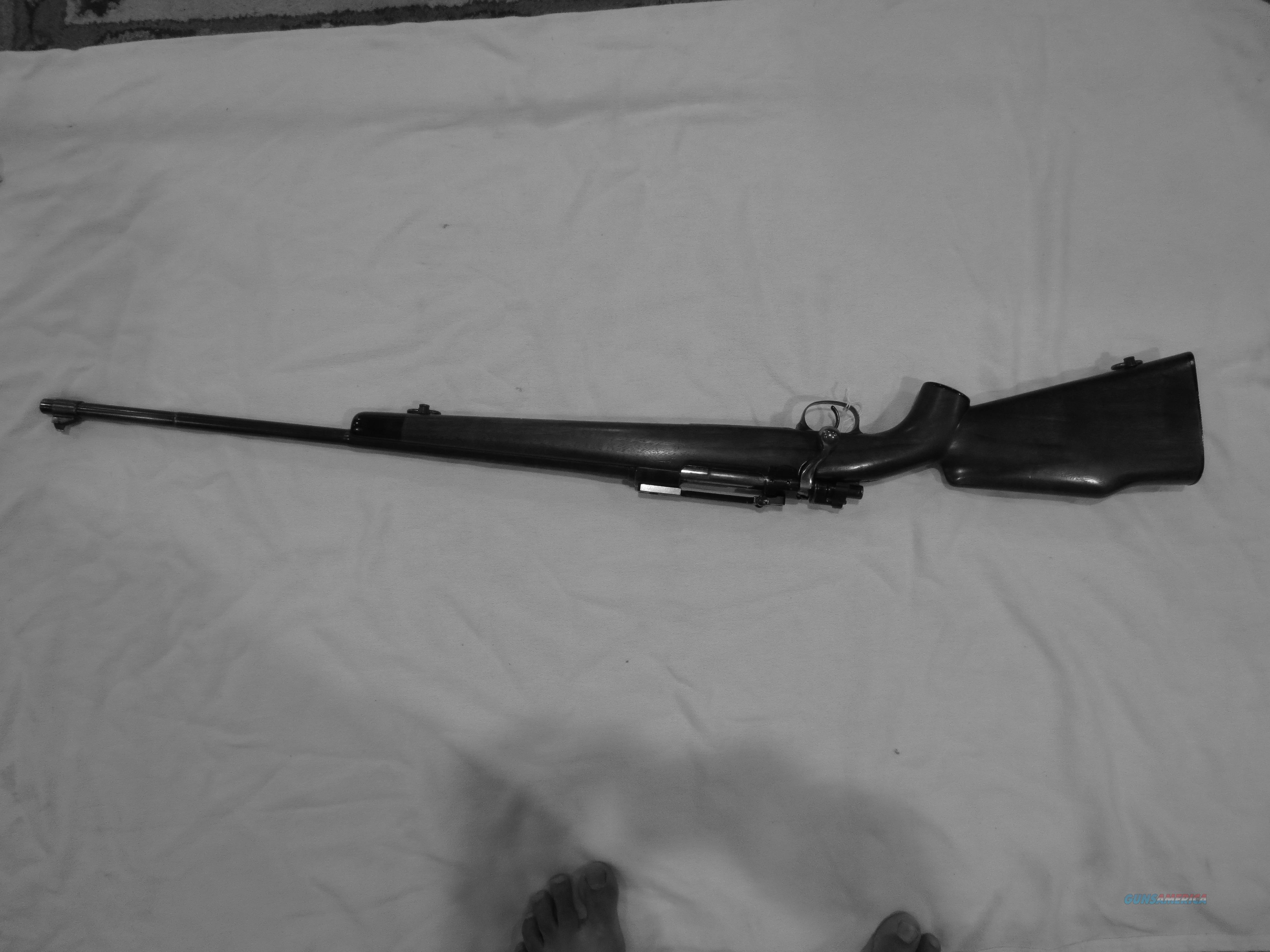 """MAUSER K98 8MM 24""""   Guns > Rifles > Mauser Rifles > German"""