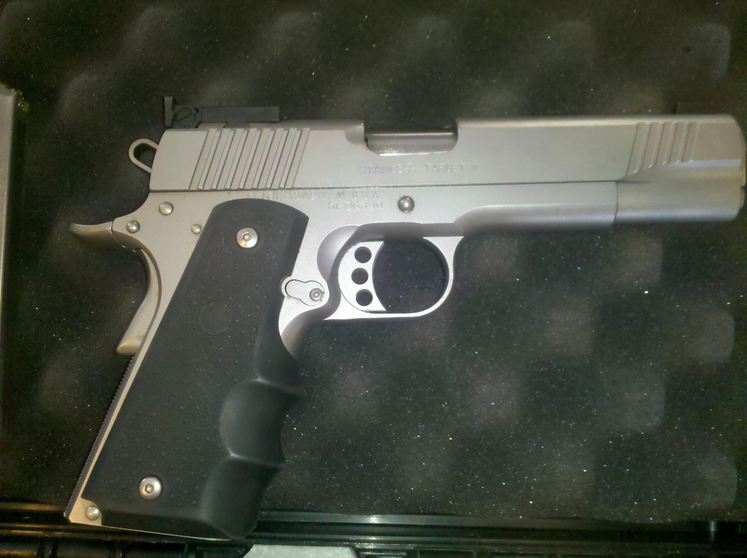Kimber 10mm For Sale  Guns > Pistols > 1911 Pistol Copies (non-Colt)