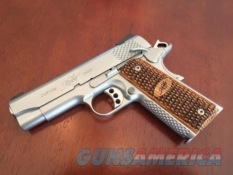 Kimber Stainless Pro Raptor II .45 ACP  Guns > Pistols > Kimber of America Pistols > 1911