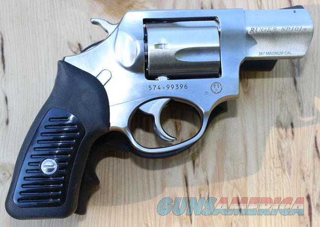 Pre-Owned Ruger SP101 .357 Magnum  Guns > Pistols > Ruger Double Action Revolver > SP101 Type