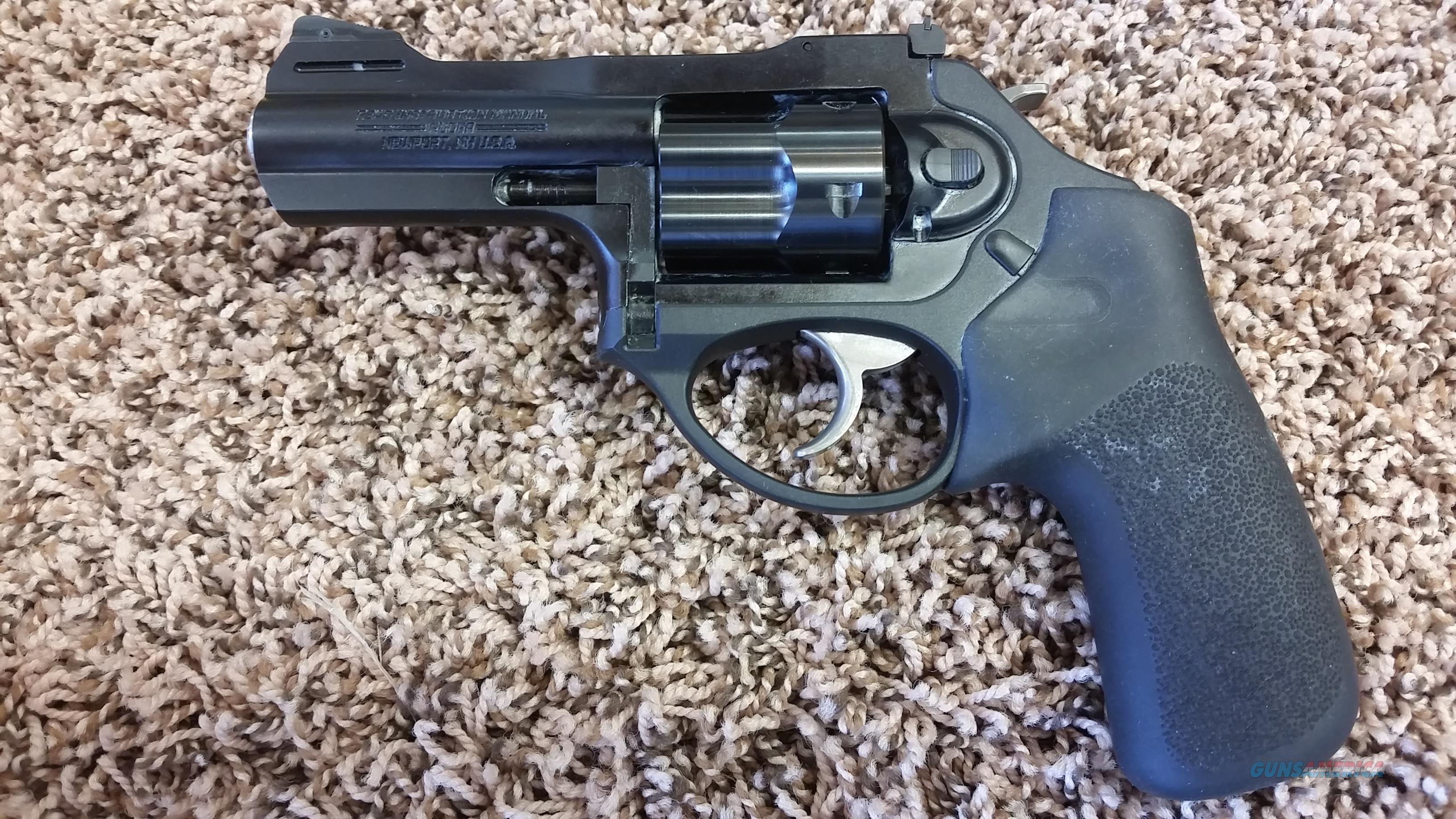 Pre-Owned Ruger LCR 38 spl+p  Guns > Pistols > Ruger Double Action Revolver > LCR