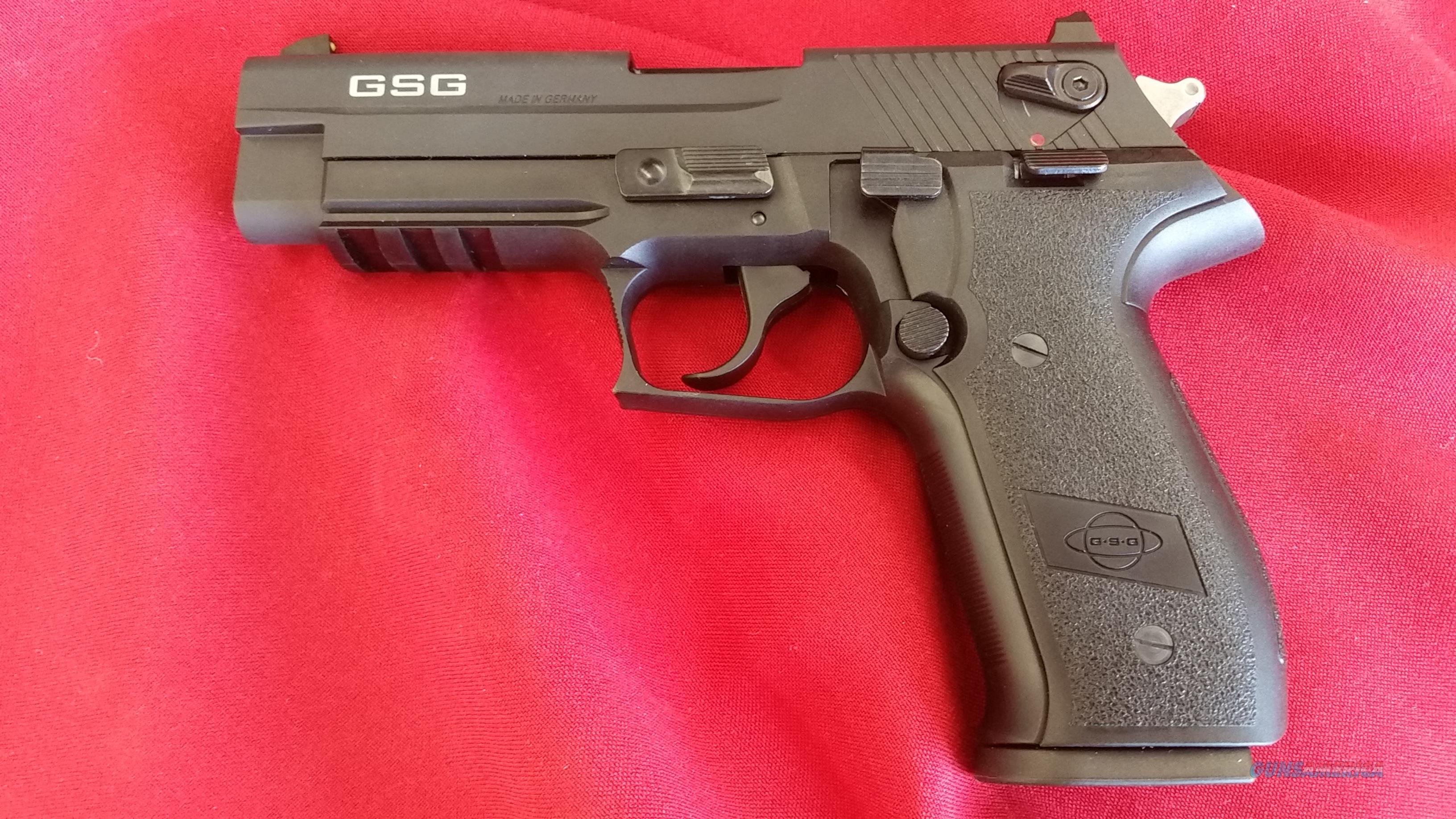 ATI GSG Semi-Automatic Firefly 22LR w/ 10+1 mag   Guns > Pistols > American Tactical Imports Pistols
