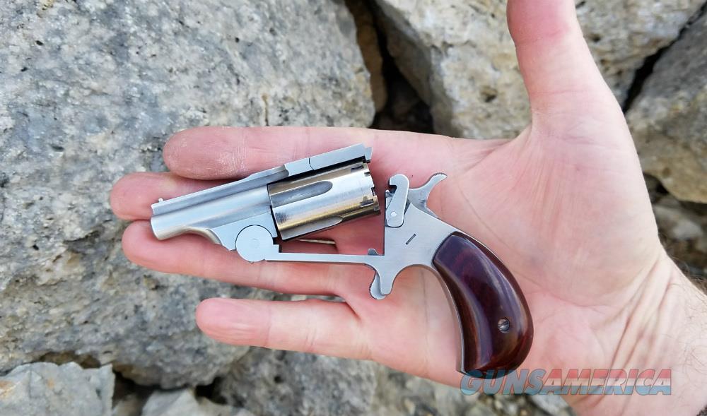 "North American Arms Ranger II 22 WMR 1.6"" Barrel  Guns > Pistols > North American Arms Pistols"