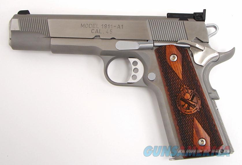 Springfield Armory 1911 Loaded Target 45ACP w/ (2) 7 Round Mags  Guns > Pistols > Springfield Armory Pistols > 1911 Type