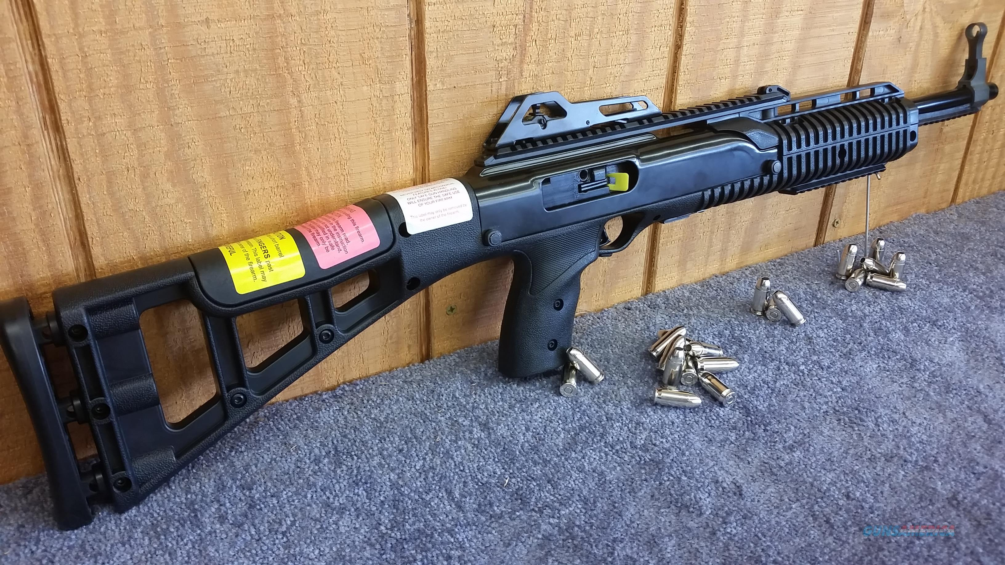 Hi-Point 4595 .45 ACP Semi-automatic Carbine Rifle w/ (2) 9 round mags  Guns > Rifles > Hi Point Rifles