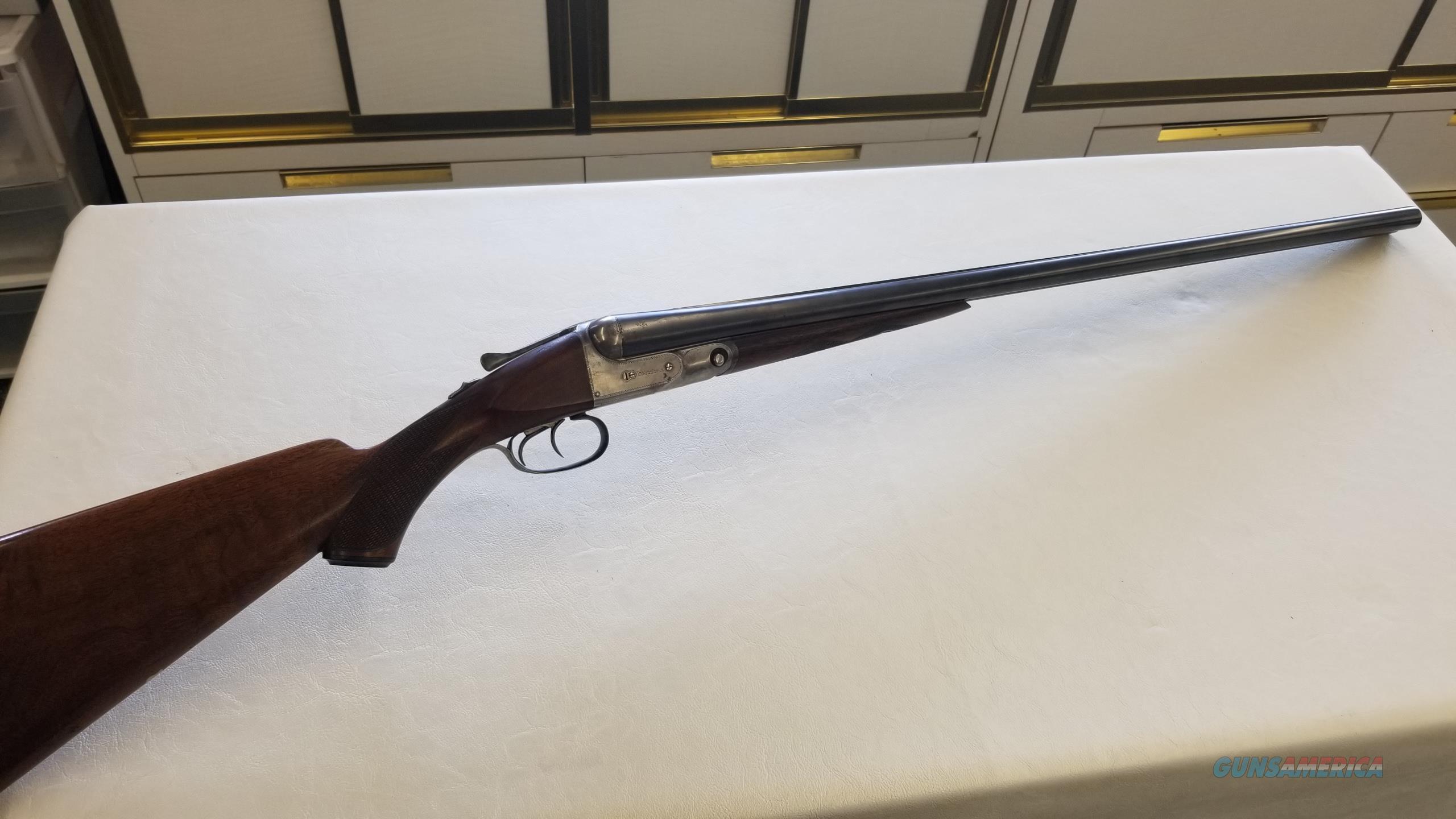 Used Parker Model V Side by Side 12 Gauge Shotgun  Guns > Shotguns > Parker Shotguns