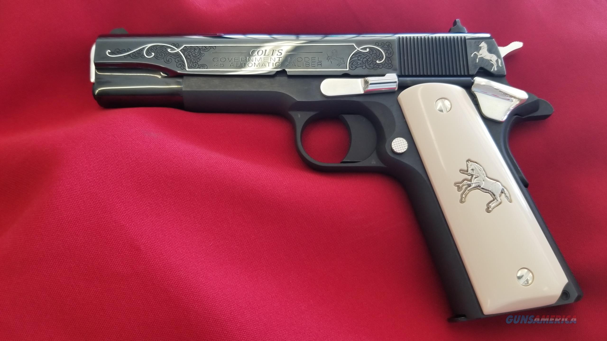 Colt Government Model 1911 Lew Horton Exclusive .45 ACP  Guns > Pistols > Colt Automatic Pistols (1911 & Var)