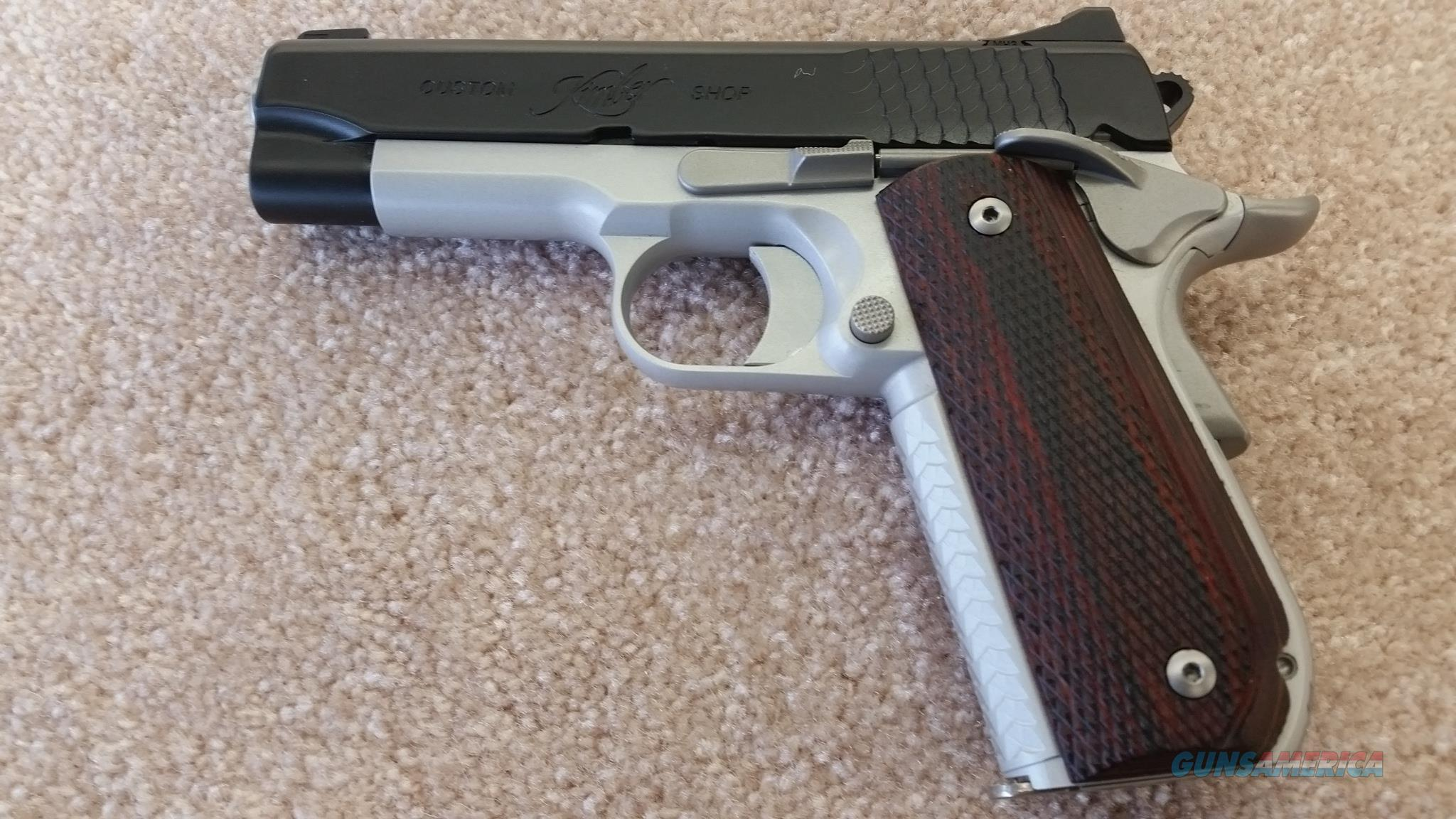 Kimber Super Carry Pro .45 acp  Guns > Pistols > Kimber of America Pistols > 1911