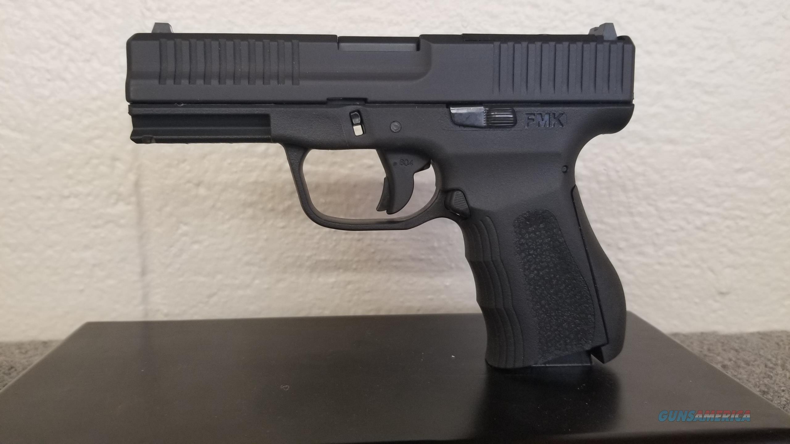 FMK Elite Pro (Black) 9mm w/ Viper Reflex Sight  Guns > Pistols > FMK
