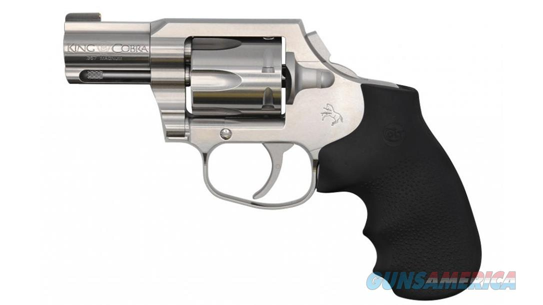 Colt King Cobra .357 Magnum with 2 Inch Barrel  Guns > Pistols > Colt Double Action Revolvers- Modern