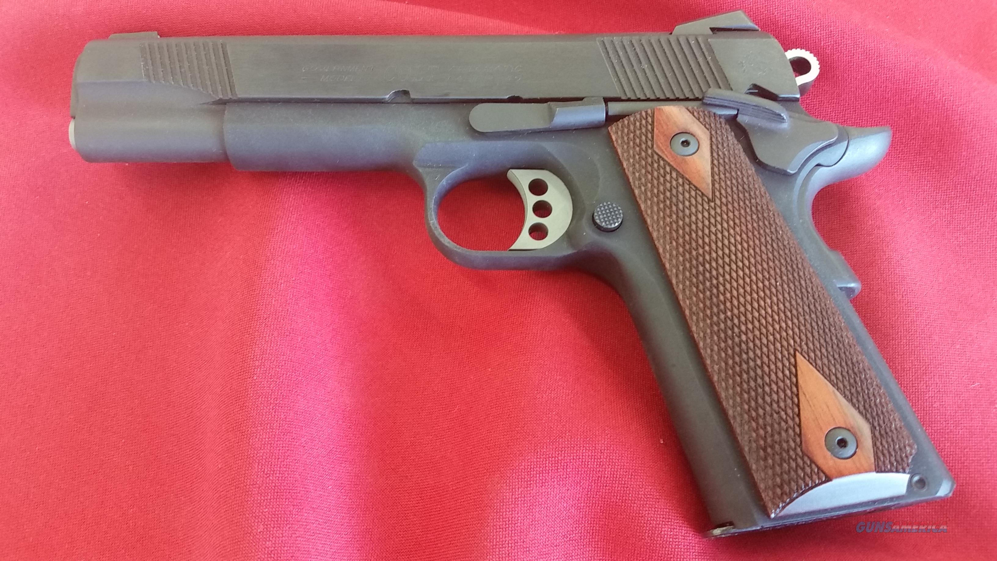 "Colt Model ""O"" XSE 1911 Lightweight Government Pistol .45 ACP  Guns > Pistols > Colt Automatic Pistols (1911 & Var)"