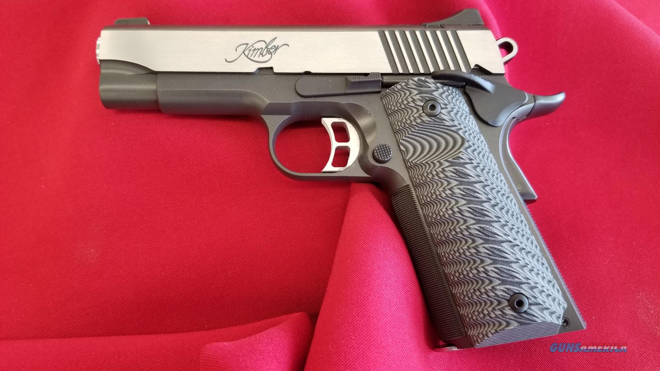 Pre Owned Kimber Eclipse Pro .45 ACP   Guns > Pistols > Kimber of America Pistols > 1911