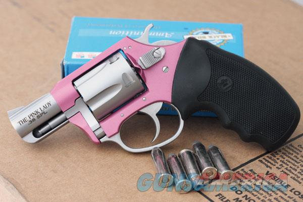 Charter Arms Undercover Lite Pink Lady .38 Spc Revolver  Guns > Pistols > Charter Arms Revolvers