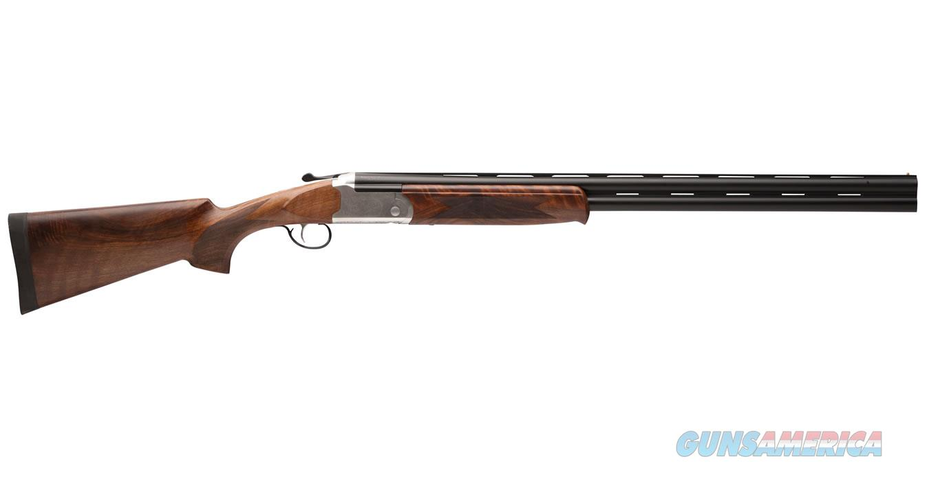Savage Stevens 555 E 12 Gauge Over Under Shotgun   Guns > Shotguns > Savage Shotguns