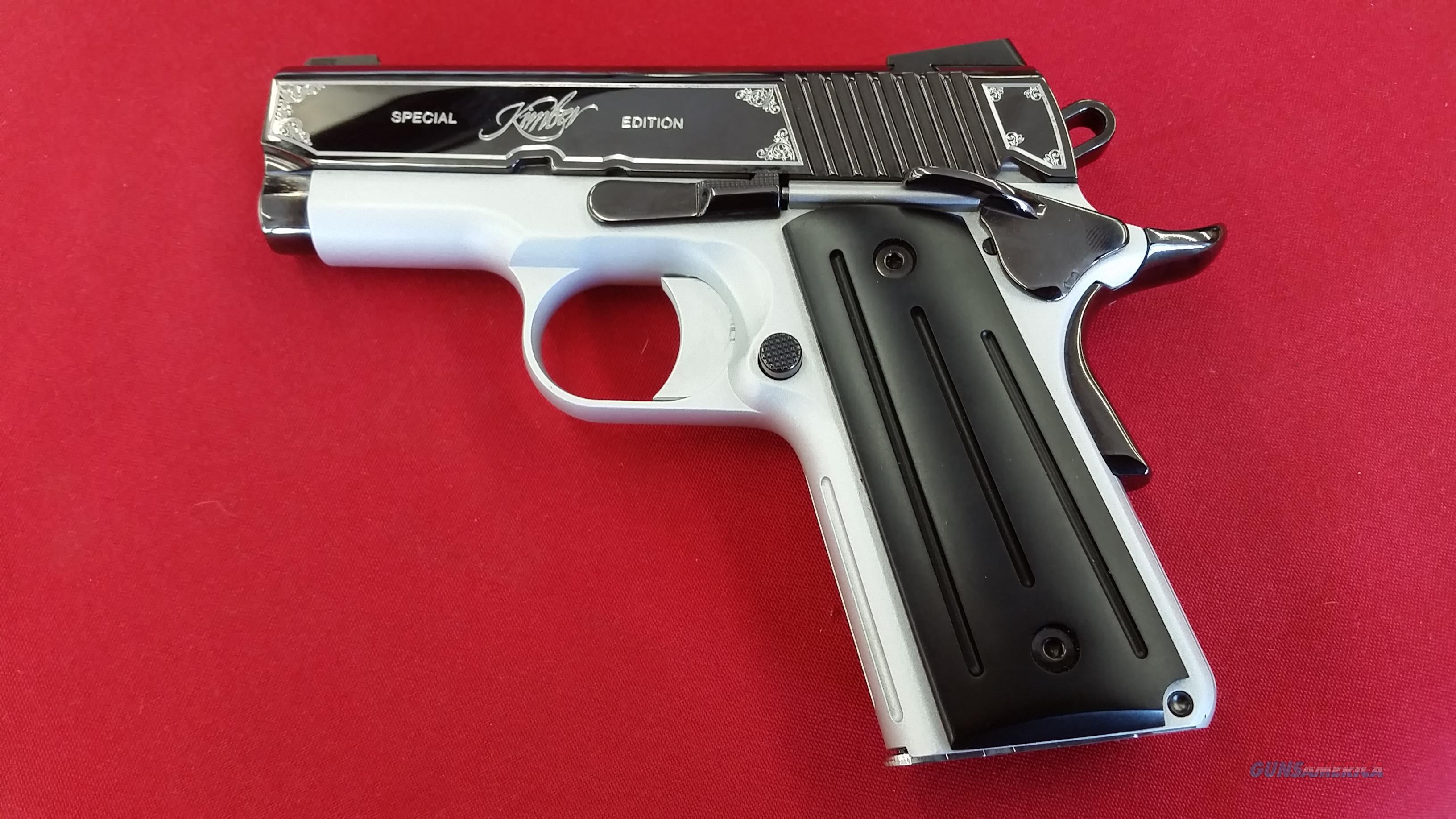 Kimber Onyz Ultra II 9mm w/ 7 round mag  Guns > Pistols > Kimber of America Pistols > 1911
