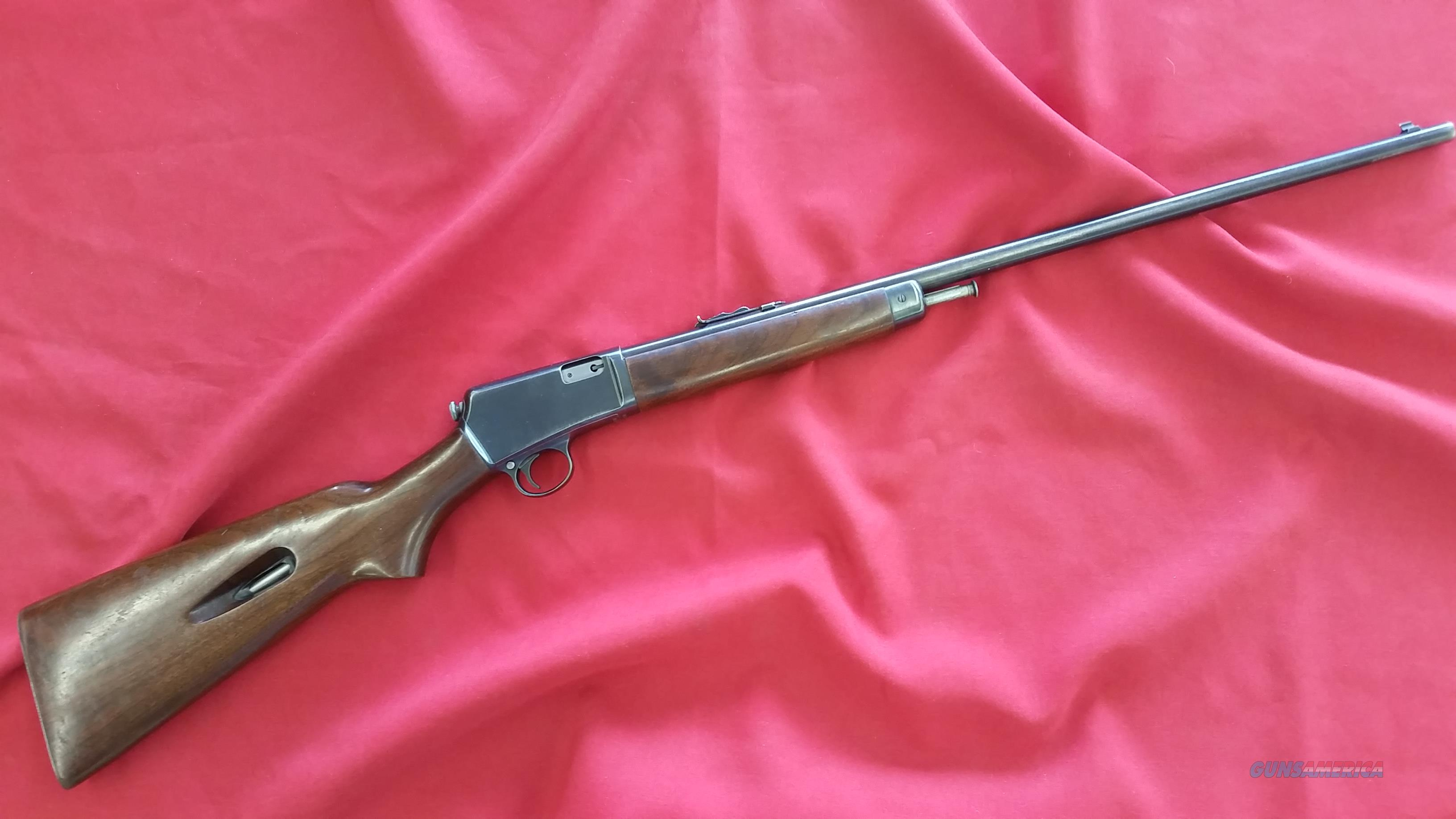 Used Winchester Model 63 .22 LR MFG. 1949  Guns > Rifles > Winchester Rifles - Modern Bolt/Auto/Single > Autoloaders