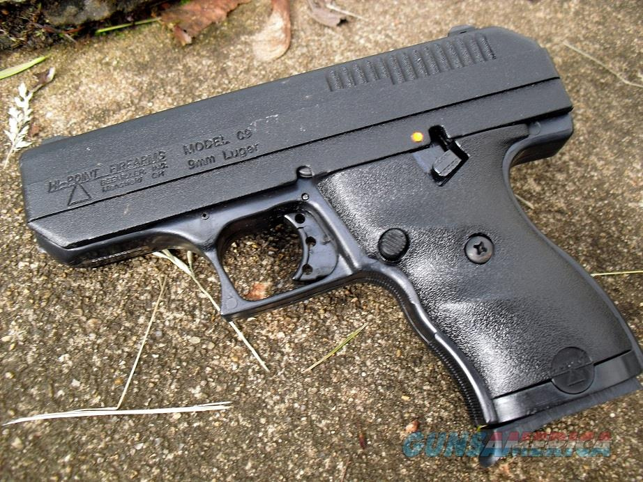 "Hi-Point C-9 Semi-Automatic 9mm 3.5"" Barrel 8+1 Rounds  Guns > Pistols > Hi Point Pistols"