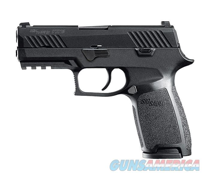 Pre Owned P320 NITRON CARRY w/ SIGLITE Night Sights  Guns > Pistols > Sig - Sauer/Sigarms Pistols > P320