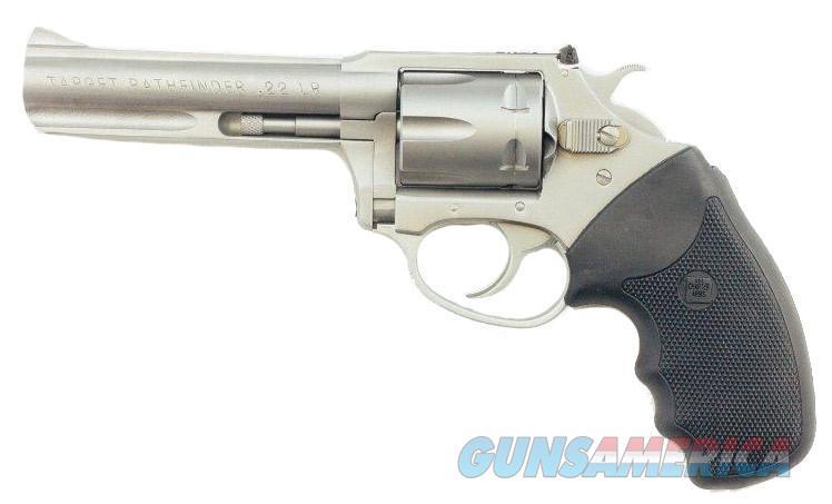 "Charter Arms Target Pathfinder .22 Magnum / .22 LR w/ 4.2"" Barrel  Guns > Pistols > Charter Arms Revolvers"