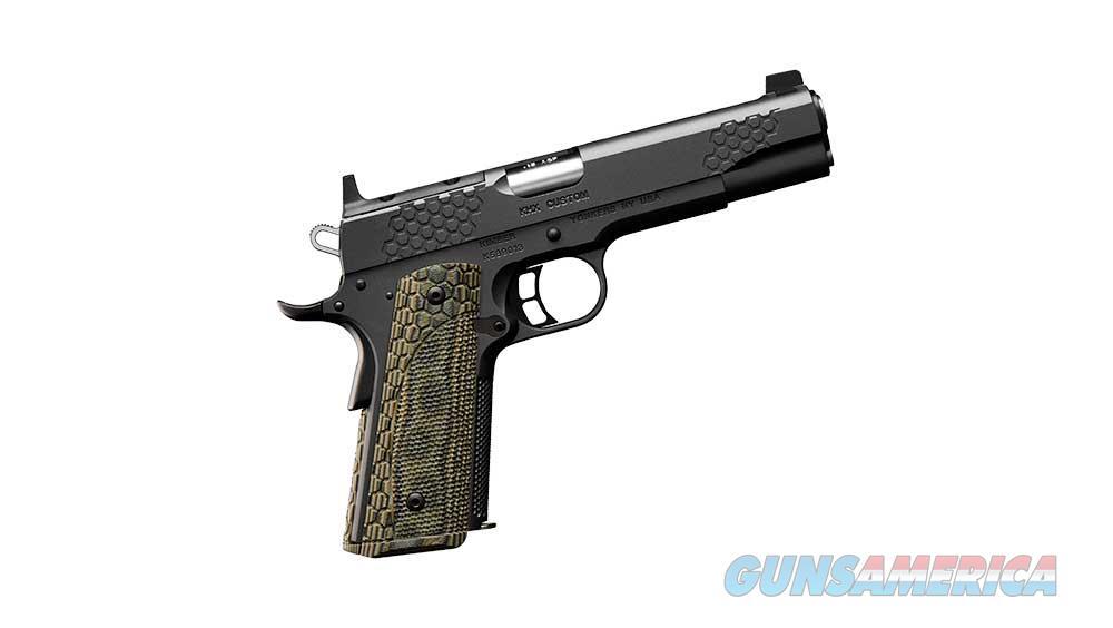 Kimber KHX Custom (Optics Ready) .45 ACP  Guns > Pistols > Kimber of America Pistols > 1911