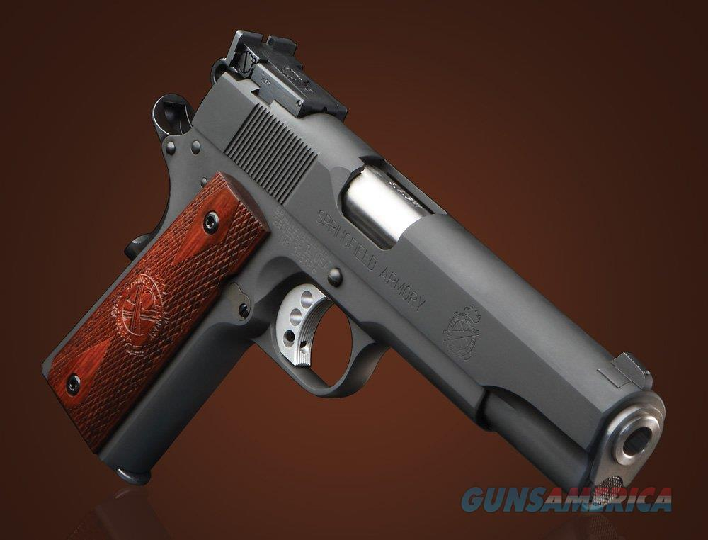 Springfield Armory 1911 Range Officer 45ACP w/ (2) 7 Round Mags  Guns > Pistols > Springfield Armory Pistols > 1911 Type