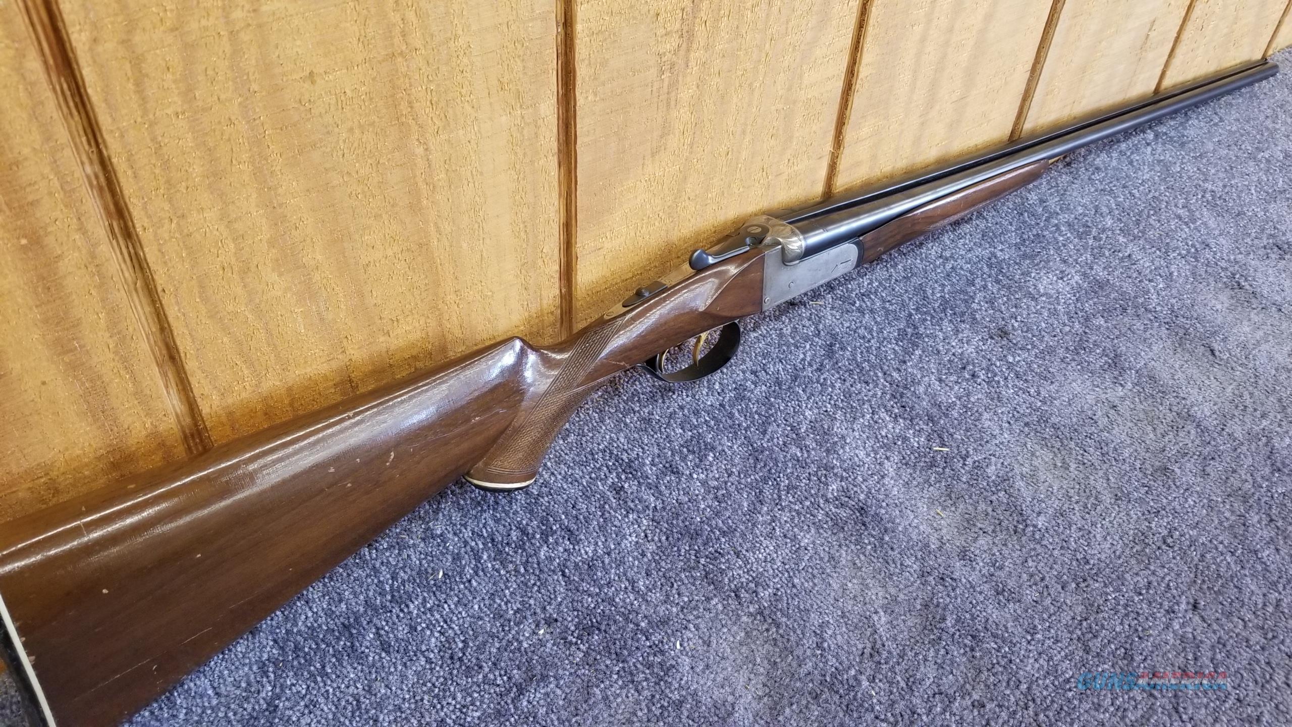 """EIBAR Field Model 410ga SxS Shotgun Full Choke 25 1/2"""" Barrel  Guns > Shotguns > E Misc Shotguns"""