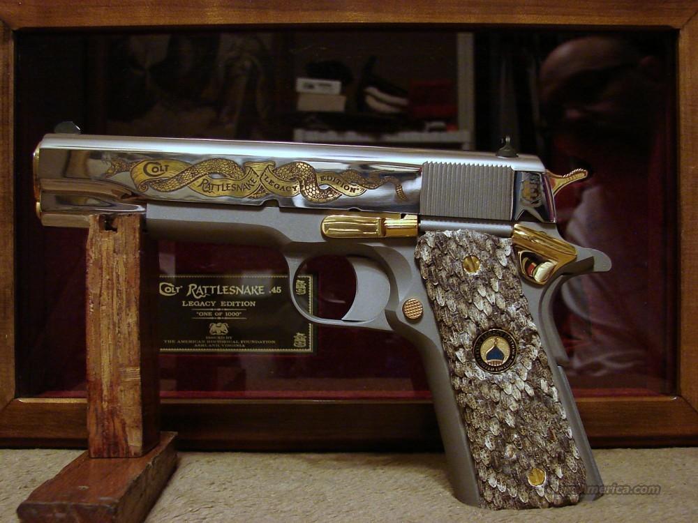 Colt 1911 22LR Rail Gun  Cedar Hill Arms
