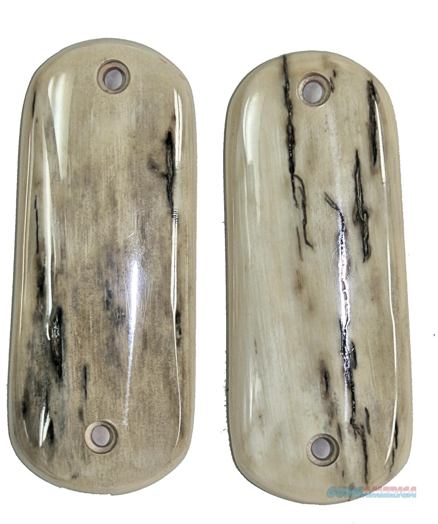 Colt 1902 Hammer Auto Siberian Mammoth Ivory Grips  Non-Guns > Gun Parts > Grips > Other
