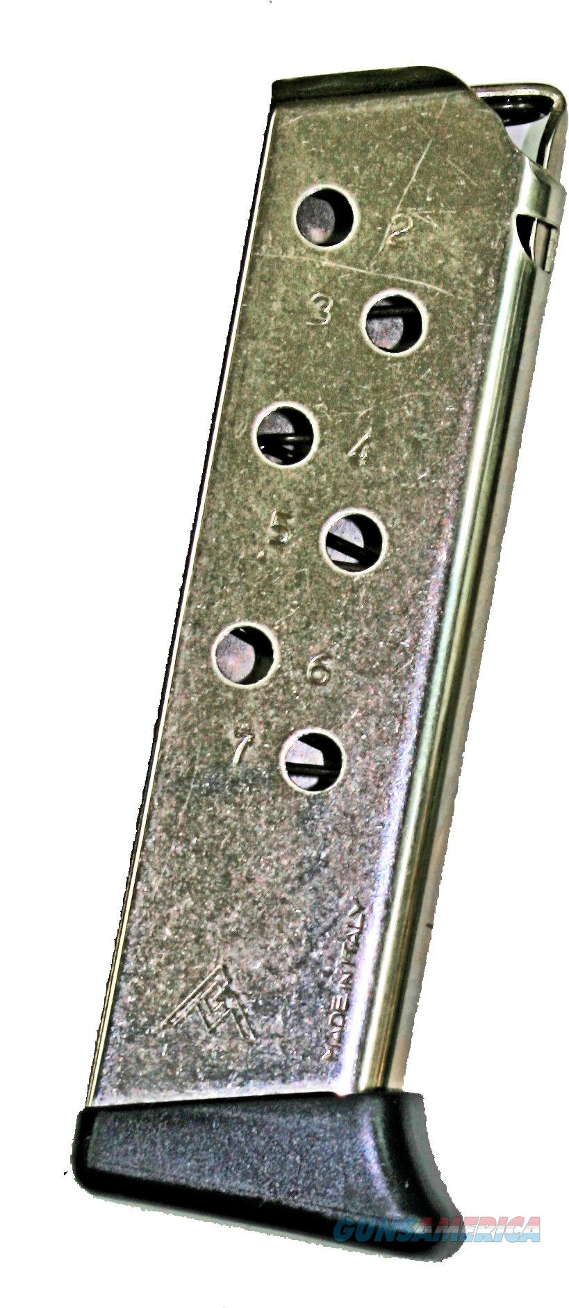 Walther PPK/S Magazines, .380, 7 Round, Nickel, On Sale  Non-Guns > Magazines & Clips > Pistol Magazines > Other