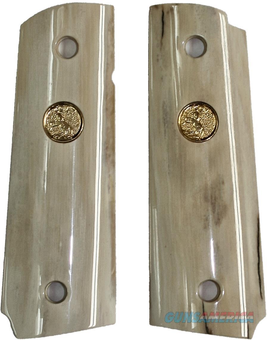 Colt 1911 Siberian Mammoth Ivory Grips  Non-Guns > Gun Parts > Grips > 1911