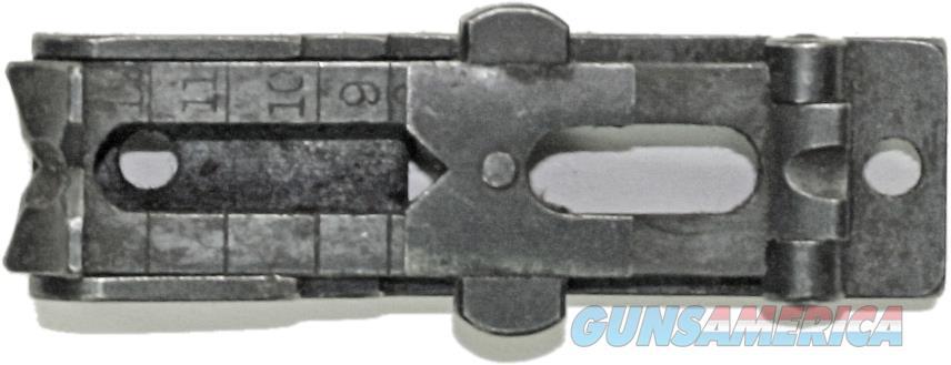 Original U.S. Krag 1894 Rifle Rear Sight  Non-Guns > Gun Parts > Rifle/Accuracy/Sniper
