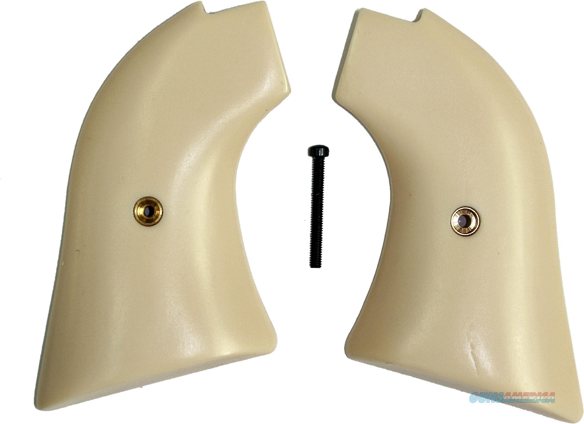 Heritage Rough Rider SA Revolver Ivory-Like Grips  Non-Guns > Gun Parts > Grips > Cowboy