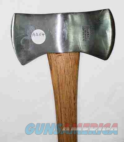 Marbles No 15 Double Bit Camp Axe  Non-Guns > Knives/Swords > Other Bladed Weapons > Tomahawks/Axes