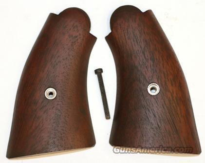 Smith & Wesson U.S. Army Walnut Grips  Non-Guns > Gun Parts > Grips > Smith & Wesson