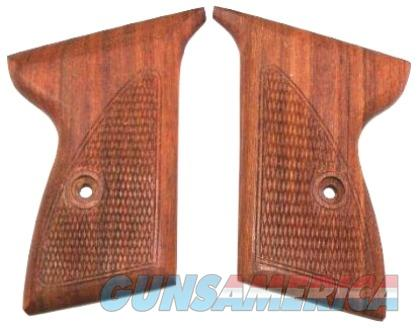 Mauser HSC Walnut Grips  Non-Guns > Gun Parts > Grips > Other