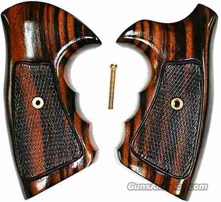 Smith & Wesson J Frame Combat Tigerwood Grips  Non-Guns > Gun Parts > Grips > Smith & Wesson